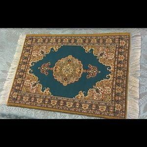 New Oriental Carpet Mouse Pad Conversation Piece